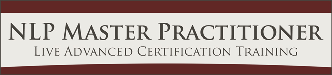 Live NLP Master Practitioner Training